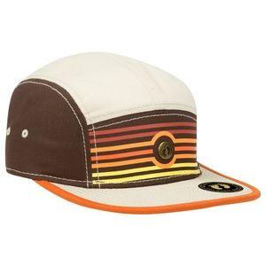 Hang Ten Cotton Canvas Unstructured Camper Hat